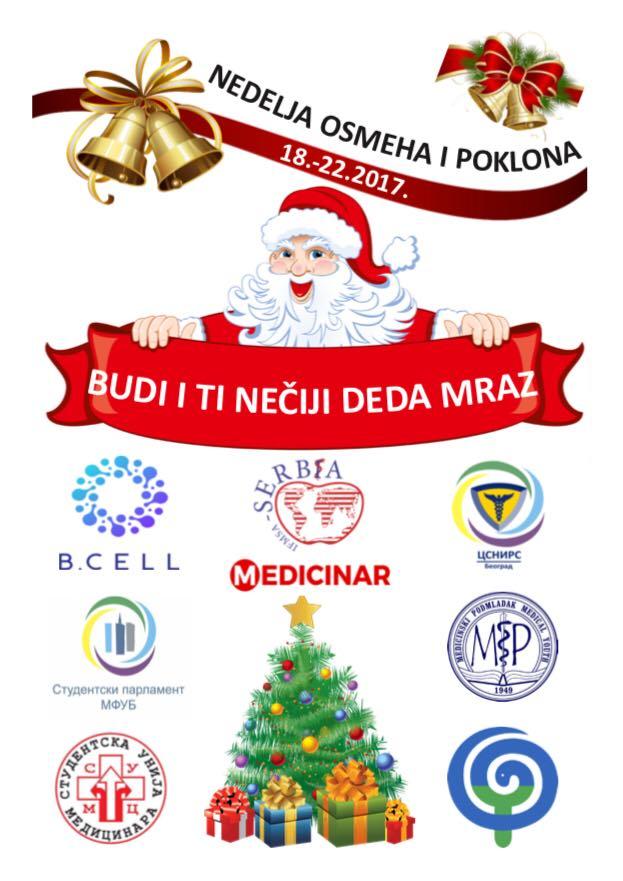 LK Beograd- Nedelja osmeha i poklona