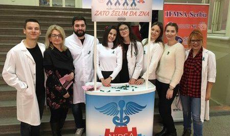 LK Niš-XII Evropske nedelje prevencije raka grlića materice