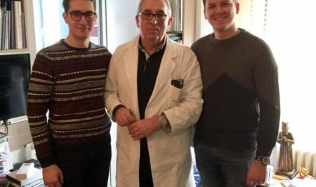 """Intervju sa prof. dr Zoranom Džamićem- """"Najlepši deo mog studiranja je bio IFMSA"""""""